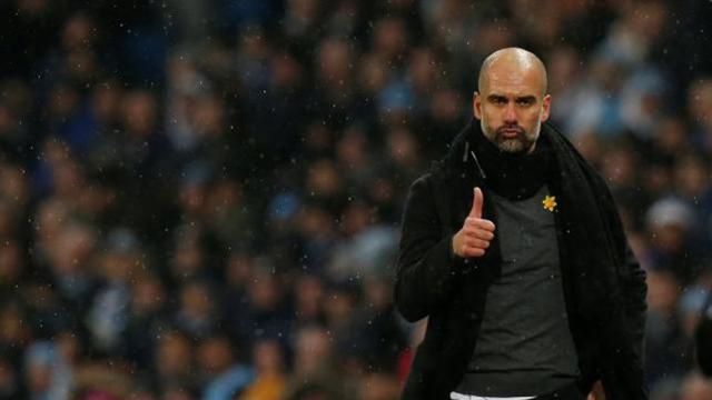 Manchester City: Pep Guardiola para continuar usando cinta amarilla
