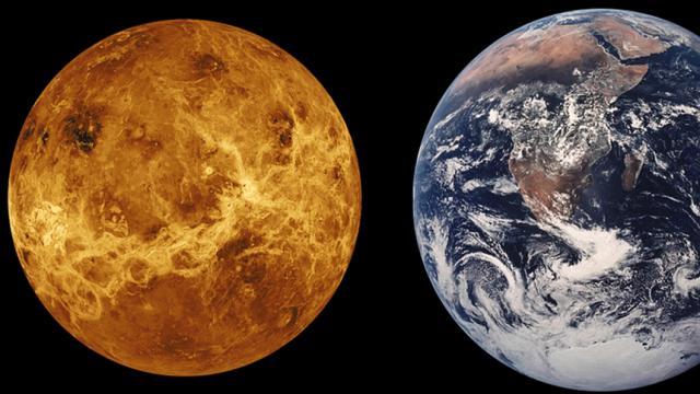 Venus, un planeta totalmente descconocido para nosotros.