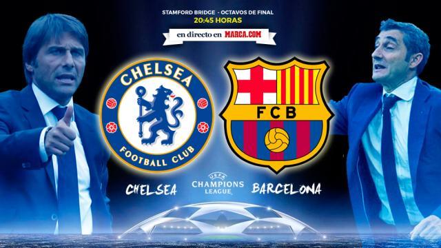Chelsea debería temer a Barcelona de nuevo look