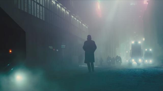 'Blade Runner 2049' gana la Mejor fotografía en el 90 °