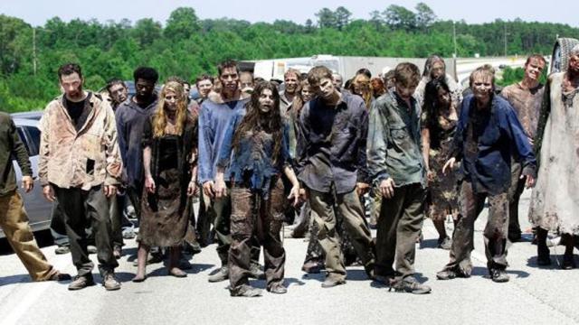 Qué harías si se diera un ataque Zombie en tu ciudad.