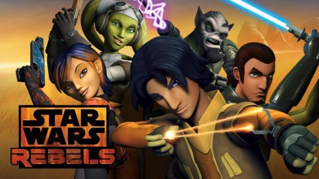 Star War Rebels debería tener una secuela animada