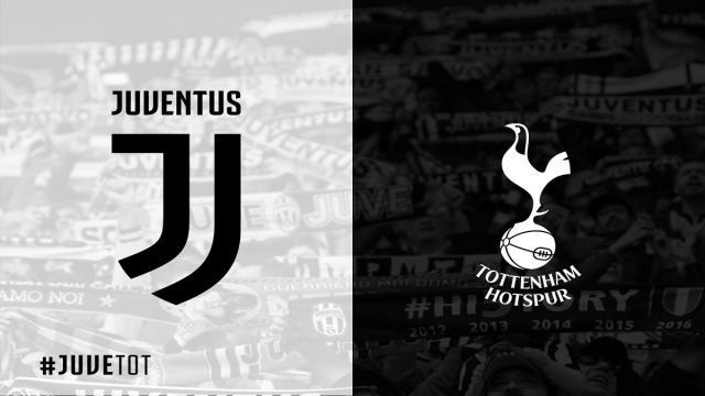 Futbol: Juventus con algunas dudas para el pártido de hoy ante el Tottenham