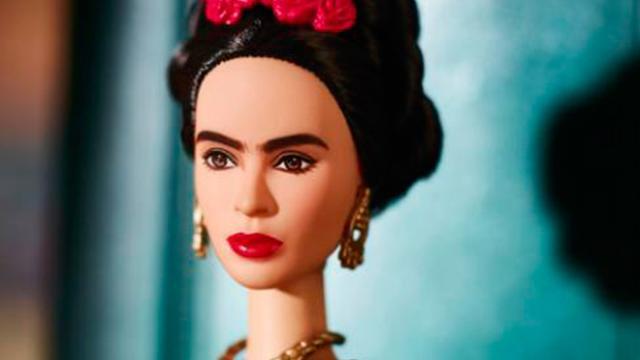 Razones para no comprar la muñeca de Frida Kahlo