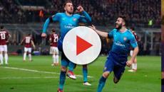 El Arsenal recupera su mejor forma y vence 2-0 al Milán en San Siro en 8vos