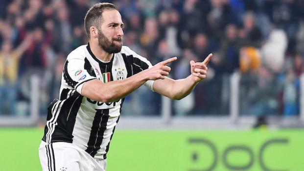 Tottenham vs Juventus: Higuaín y Mandzukic entrenan para la Champions