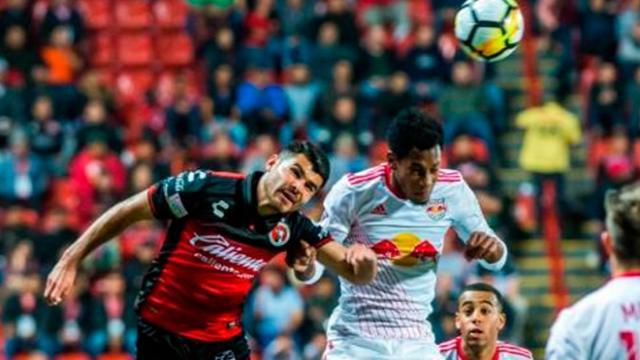 Concachampions: Red Bulls vence a Xolos de Tijuana en el Estadio Caliente