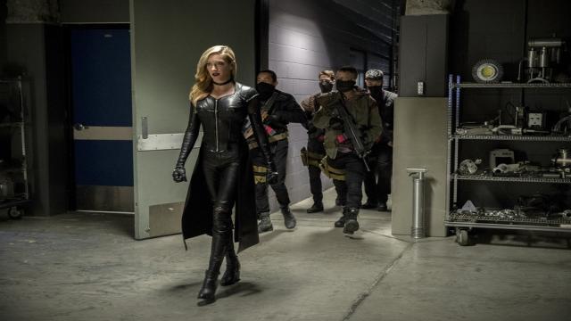 Arrow: Black Siren revela su verdadera lealtad