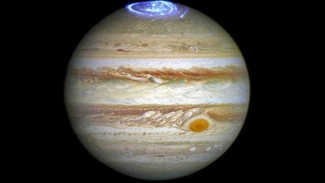 Los vientos de Júpiter penetran profundamente en el planeta