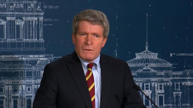 Richard Painter, explorará la carrera del Senado de los EE. UU en Minnesota