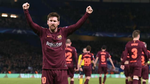 Barcelona perdió puntos en su apuesta por ganar el título de La Liga