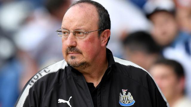 La táctica de Benítez de limitar el daño de visitante preocupa al Newcastle