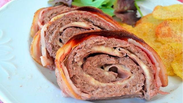 Receta: aprende a preparar el polpettone de Carne