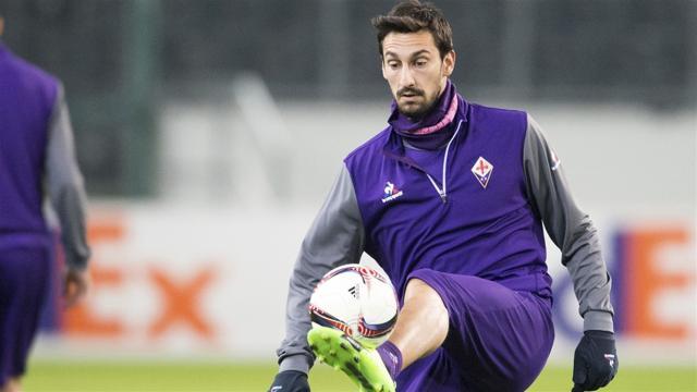Fiorentina y Cagliari retiran la camiseta número 13 de Davide Astori