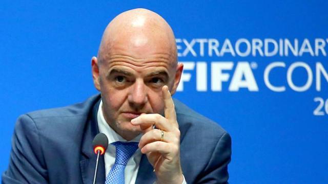 Presidente de la FIFA : El VAR es