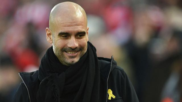 Guardiola, salio en defensa del técnico del Chelsea Antonio Conte