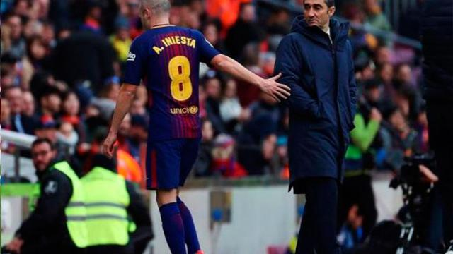 FC Barcelona: La lesión de Iniesta es todo un misterio