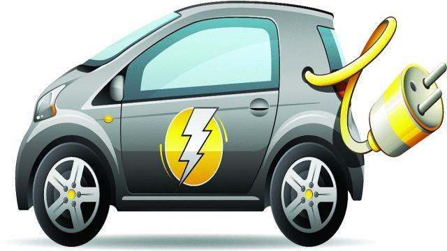 Los autos eléctricos son renovables y no utilizan carbón