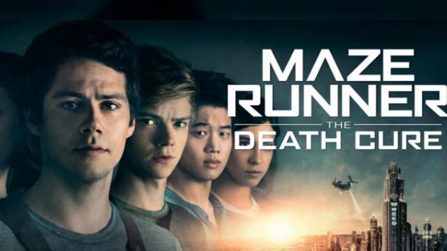 En el túnel del recuerdo con, Maze Runner: Correr o morir