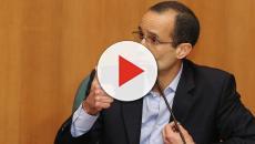 Marcelo Odebrecht apresenta e-mails que indicam suposto pagamento à Mantega