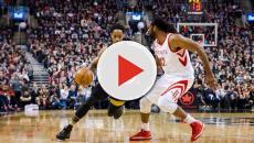 Raptors destroy Rockets' winning streak