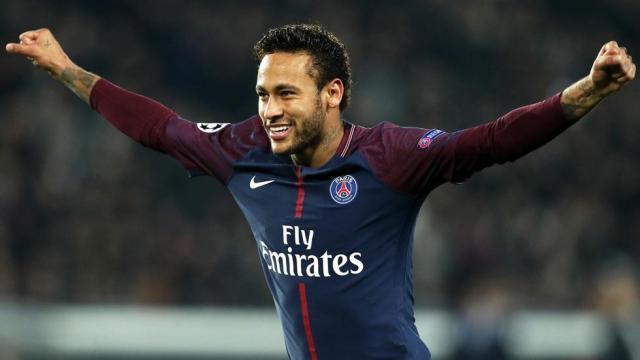 Neymar será reemplazado por Di Maria para el choque con el Real Madrid