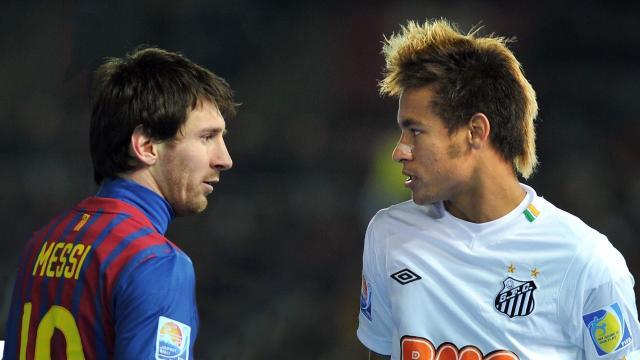 PSG vs Real: la promesa secreta que Neymar acaba de hacer para Messi