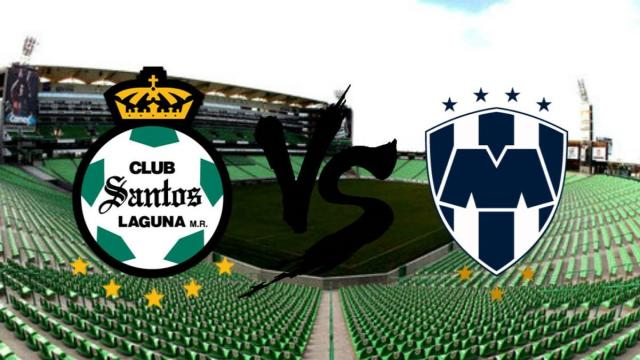 Partidazo entre Santos Lagunas vs Monterrey, este domingo. Descubre quién ganará