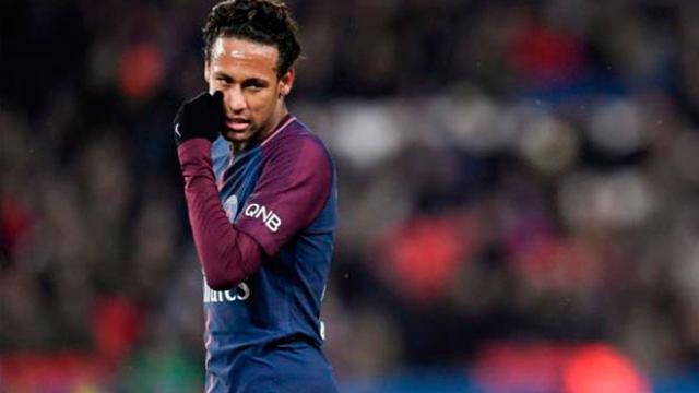 Neymar prepara su salida de París y su destino es España