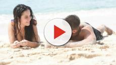 Video: 'L'Isola dei Famosi', Paola Di Benedetto ritrova Francesco Monte