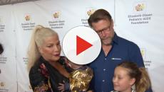 Police called to Tori Spelling and Dean McDermott family dinner