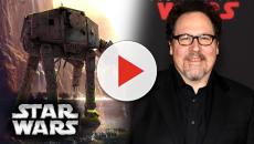 Jon Favreau to write and produce 'Star Wars' live-action series
