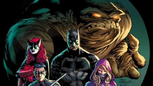 Best shots rapid fire reviews: Detective comics #975, Lockjaw #1