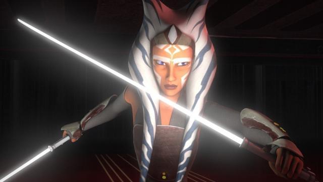Star Wars Rebels: El traje final de Ahsoka insinuado en su viaje no visto