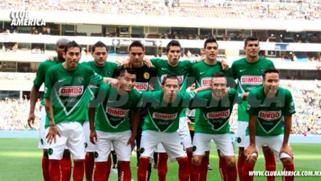 América sacará 4to Uniforme en apoyo a la Selección Mexicana