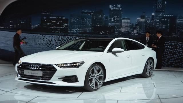 Audi A7 Sportback: Un sueño tecnológico