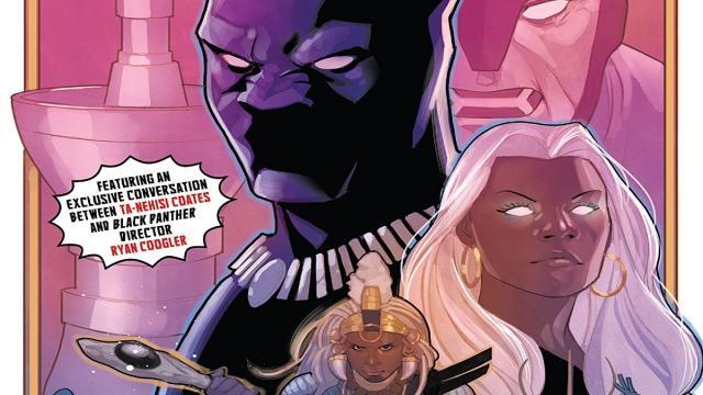 Mejores Comentarios : Black Panther # 170