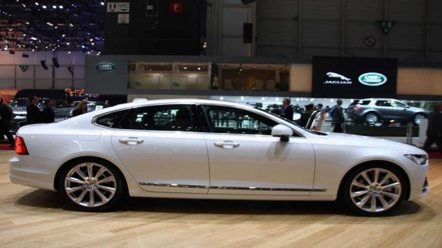 PRUEBA: Volvo V90 T8 AWD TwinEngine