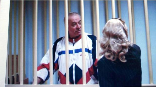 Desde Rusia con amor sospecha de envenenamiento a Skripal