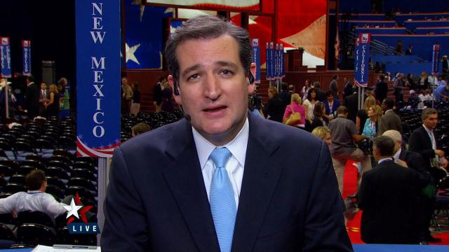 Sen Ted Cruz propone defensas de misiles basadas en el espacio