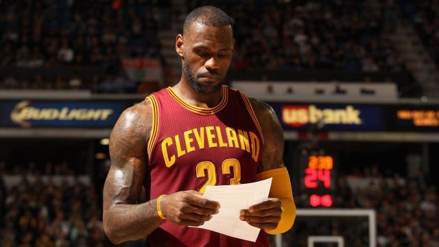 Cinco mejores compañeros de LeBron James de todos los tiempos