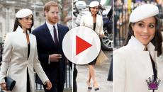 Meghan Markle attends first official event with Queen Elizabeth II