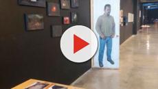 Los Jóvenes Creadores desplegados en el Foto Museo Cuatro Caminos
