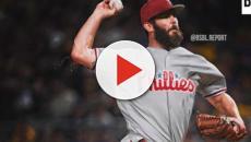 Jake Arrieta, ex héroe Cub, pacta por 3 años con los Philadelphia Phillies
