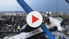 Nepal, aereo si schianta a Kathmandu