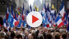 Les militants du FN en accord avec Marine Le Pen
