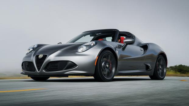 Alfa Romeo fa boom in America: +245%