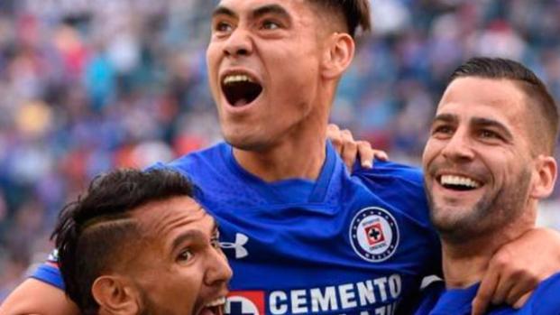 Liga MX: Cruz Azul golea sin misericordia 5-0 a Pachuca