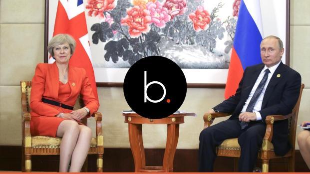 Espion Russe : Thérésa May accuse le Kremlin d'être responsable