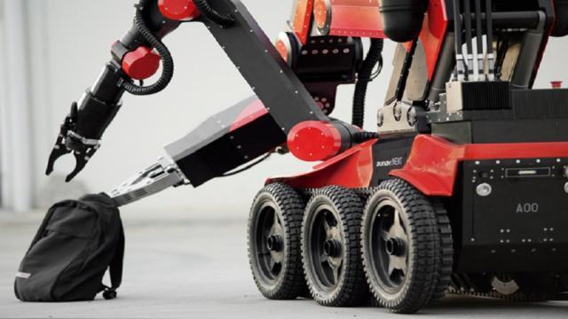 Futuros robots móviles con Kollmorgen
